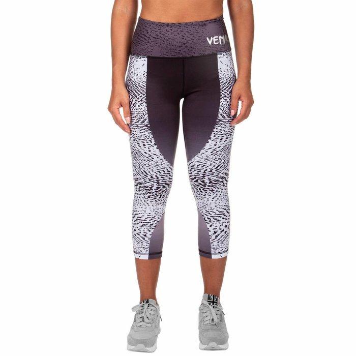 Venum Dune Legging Crops Grey Venum Ladies Clothing Fitness