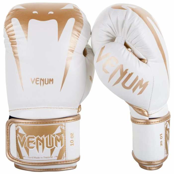 Boxing Gloves Venum Giant 3.0 White Gold Venum Europe