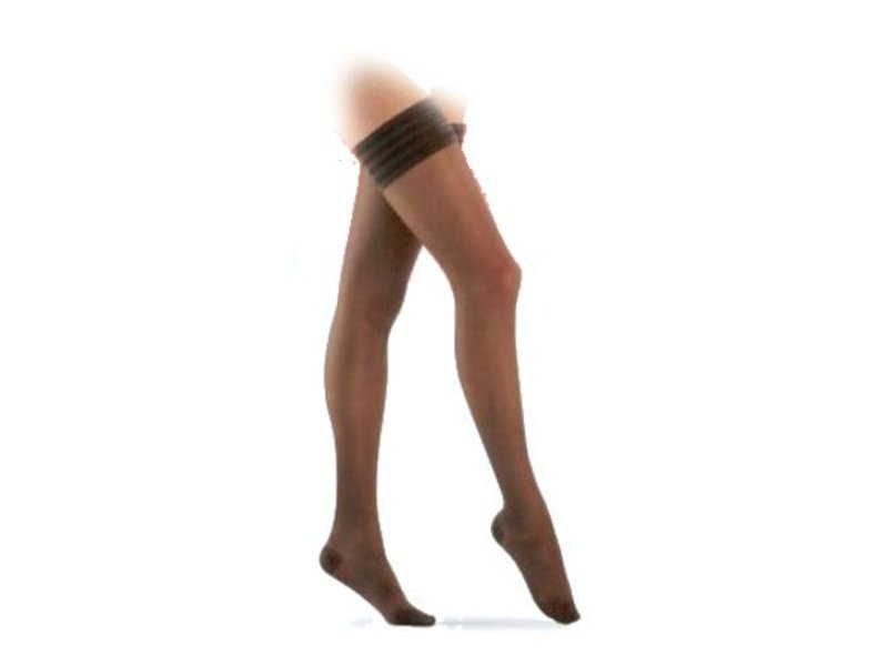 Sigvaris Delilah AG Groin Stocking 70Denier