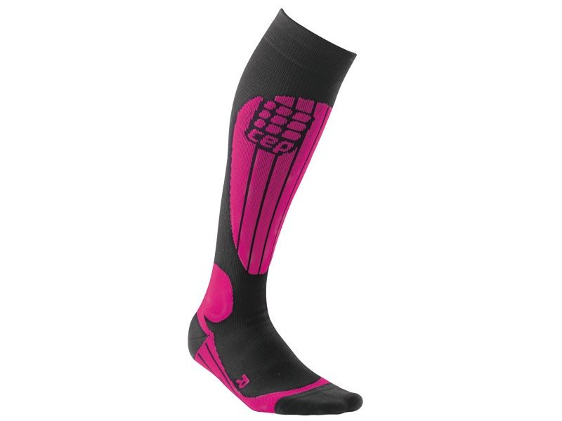CEP Progressive+ Skiing Comfort et Race Socks