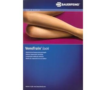 Bauerfeind VenoTrain Look AD Knee Stocking