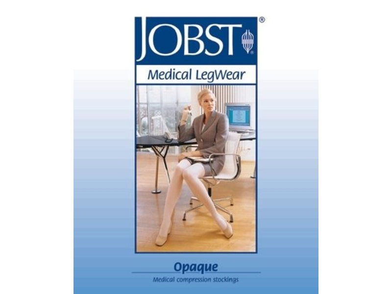 Jobst Opaque AD Knee Stocking