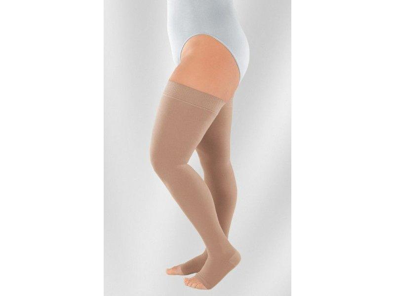 Juzo Dynamic Cotton AG/H Bas de Cuisse attachable a l'hanche
