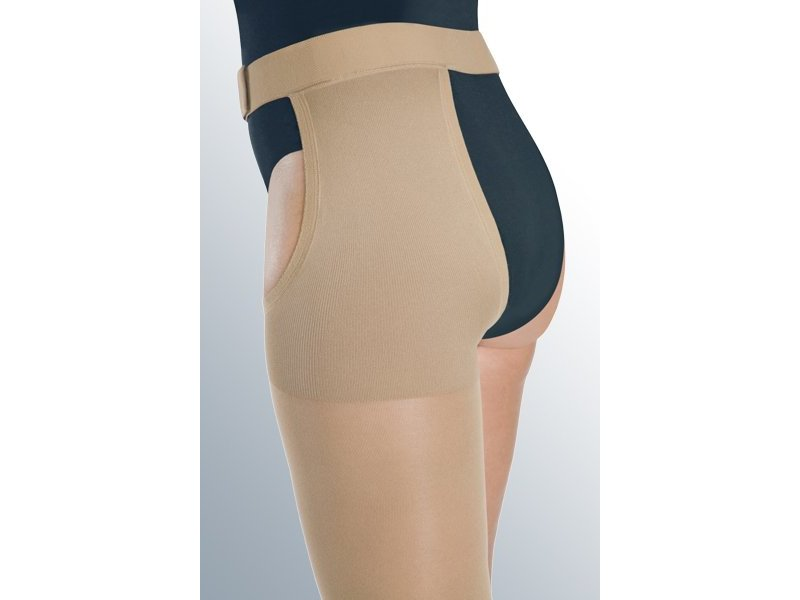 Juzo Dynamic Cotton AG/H Thigh Stocking Attachable to hip