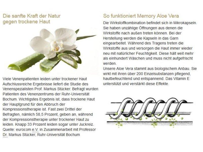 Ofa Memory Aloe Vera AD Bas de Genou