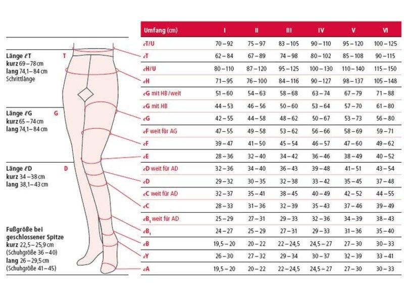 Ofa Lastofa Cotton AD Knee Stocking