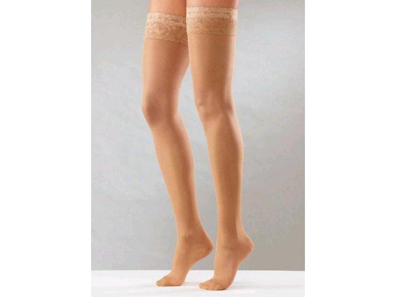 sanyleg preventive sheer ag thigh stockings 10 14 mmhg beterhulp