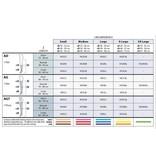 Sanyleg Antiembolism Stockings - AD Bas de Genou 18-20 mmHg