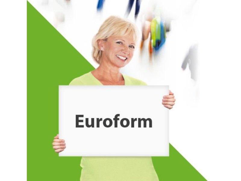 Varodem Euroform 3 AD Wadenstrümpfe, Flachstrick