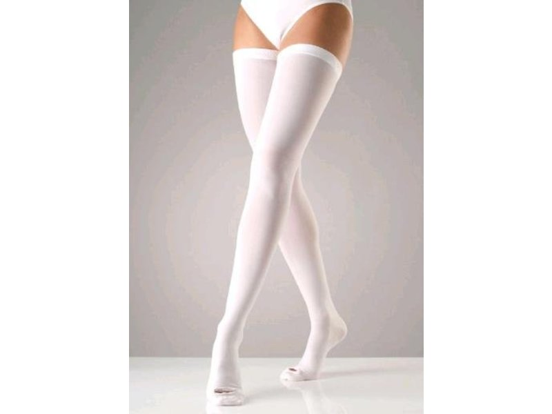Sanyleg Antiembolism Stockings AntiSlip - AG Bas de Cuisse 18-20 mmHg