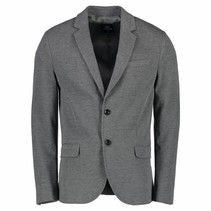 Basic Blazer - Cement Grey