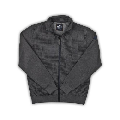 Baileys Sweatcardigan - Grey