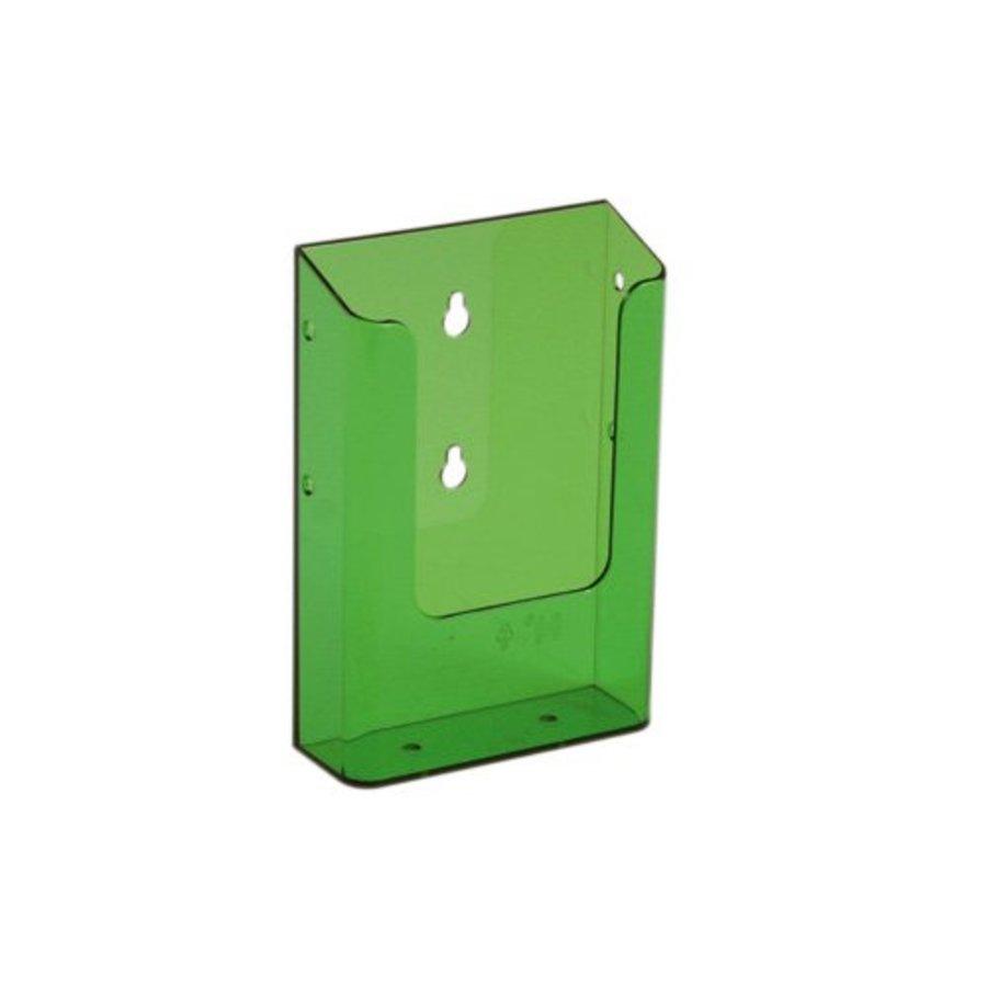 Folderhouder wand 1/3 A4 klein