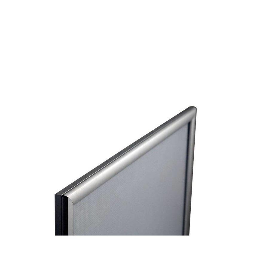 Kliklijst LED verlicht enkelzijdig