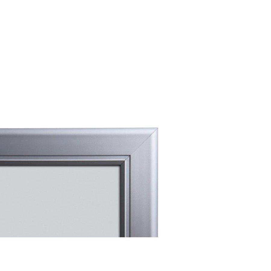 Menuvitrine LED verlicht binnen/buiten