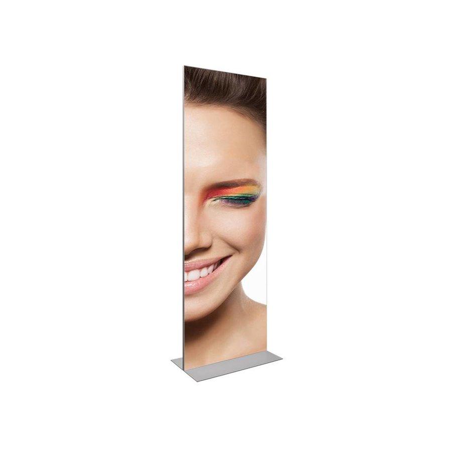Presentatiewand Magnetisch-Frame 500x2000mm
