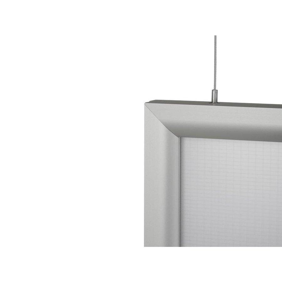 Verlichte kliklijst LED dubbelzijdig