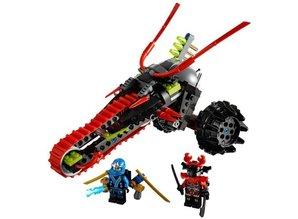 Lego Ninjago 70501 - Warrior Bike