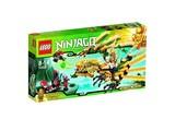Lego Ninjago 70503 - Le Dragon d'or (boîte endommagée)