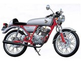 Aoshima Naked Bike: 1/12 Honda Dream50 Custom