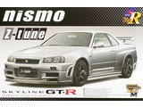 Aoshima S-PACKAGE Ver. R: 1/24 Nismo R34 GT-R Z-tune