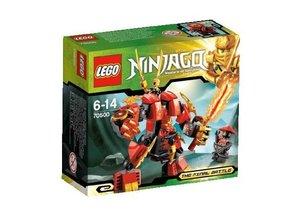 Lego Ninjago 70500 - Le Robot de Feu de Kai