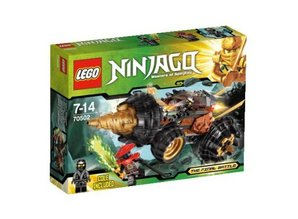 Lego Ninjago 70502 - Coles Powerbohrer