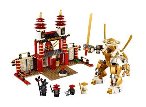 Lego Ninjago 70505 - Tempel des Lichts