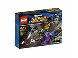 Lego Super Heroes 6858 - Catwoman Catcycle City Chase