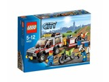 Lego City 4433 - Crossbike Transporter (damaged box)