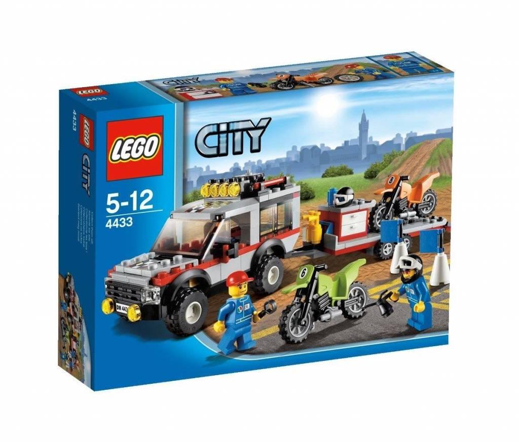lego police transporter instructions
