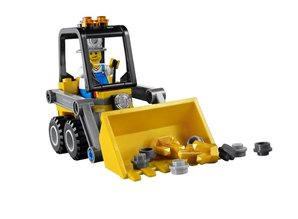 Lego City 4201 - Loader and Tipper