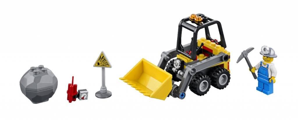 Jeu de construction  LEGO  City 4201  Le Camion Benne  174555264 Jeux et