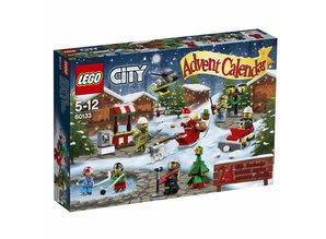 Lego City 60133 - Calendrier De L'avent (boîte endommagée)