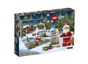 Lego City 60133 - Advent Calendar (damaged box)