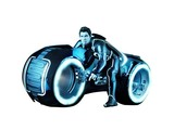 Hot Toys TRON Legacy Sam Flynn with Lightcycle