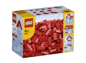 Lego 6119 Dachziegel (beschädigter Box)