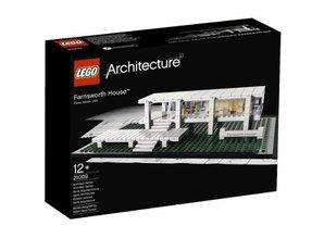 Lego Architecture 21009 Farnsworth House (damaged box)