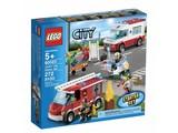 Lego City 60023 - Ensemble de Véhicule (boîte endommagée)