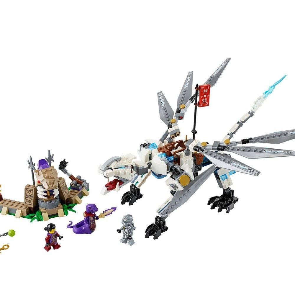 lego ninjago 70505 titanium dragon