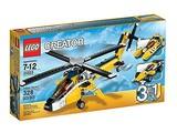 Lego Creator 31023 - Gelbe Flitzer