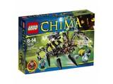 Lego Chima 70130 - Sparratus' Spider Stalker