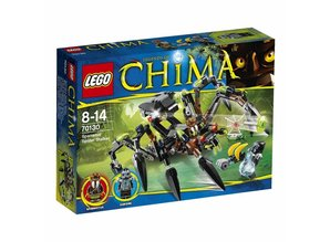 Lego Chima 70130 - Le Tank Araignée de Sparratus