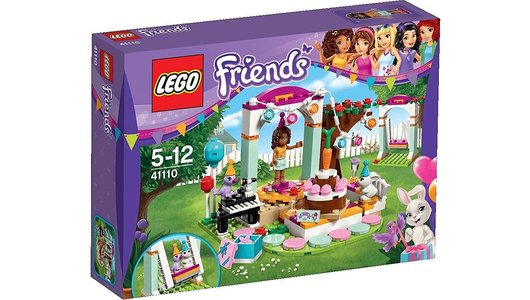 Lego Friends 41110 - Geburtstagsparty