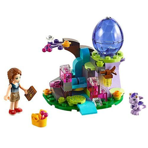 Lego Elves 41171 - Emily Jones & the Baby Wind Dragon (damaged box ...