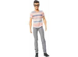 Mattel Barbie - Ken Fashionistas (boîte endommagée)