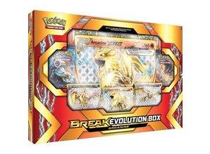 Pokémon TCG Break Evolution Boîte Arcanine Version anglaise