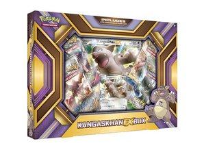 Pokémon TCG Kangaskhan-EX Box Englisch Version