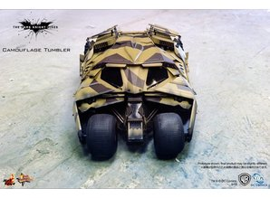 Hot Toys Batman The Dark Knight Rises 1/6 Camouflage Tumbler