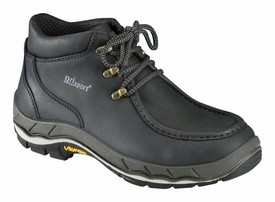 Grisport Safety Werk schoenen hoog 71631 zwart